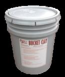 bucket clay