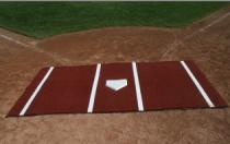 big league hitting mat